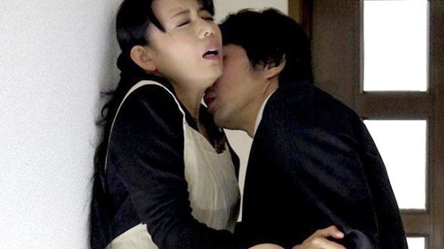 「あなた許して…」営業マンにチンポねじ込まれて寝取られアクメ 三浦恵理子
