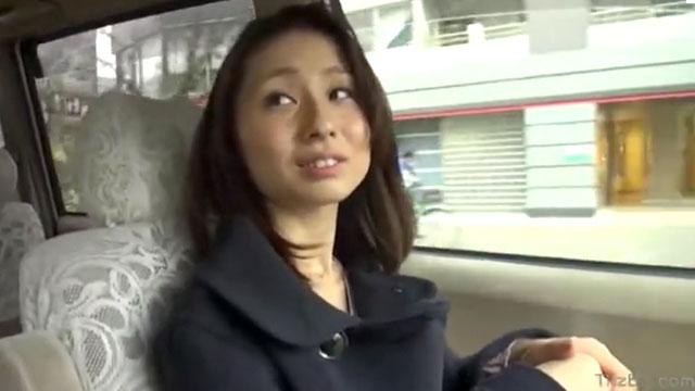 夫に内緒で不倫デートでパコリまくる不倫妻!前田可奈子