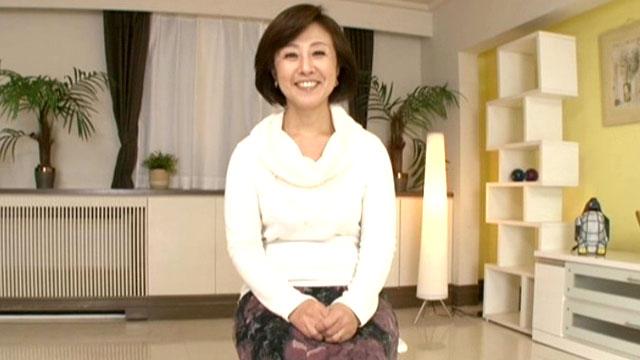 【柳田和美】49歳熟女、性欲が高まりAVデビューでマジイキアクメを披露