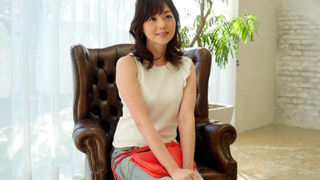 【岡野美由紀】アラフォー人妻が夫の浮気を理由にAVデビュー!