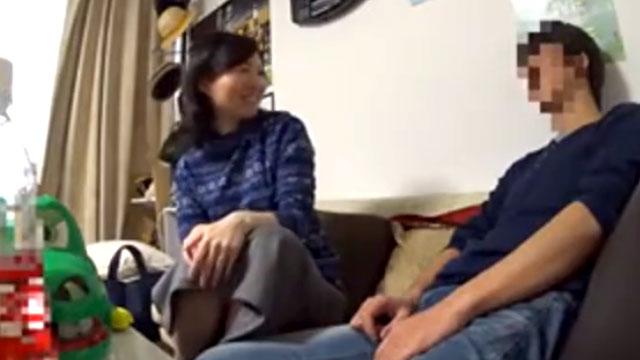 【人妻盗撮ナンパ】欲求不満奥さんにガッツリ中出し一部始終!