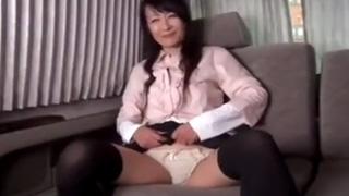 お若い五十路熟女をナンパ、熟練した性技がたまらない