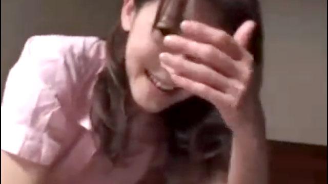 【盗撮】人妻デリヘル嬢に盗撮がバレかけ強引にハメ撮り中出しする映像流出ww