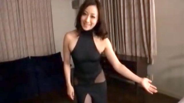 【川上ゆう】妖艶熟女のおもてなしセックスフルコースww
