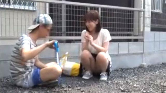 ショタっ子淫獣奥さん、遂に誘拐して無理やりチンポを突かせてイクww 篠田ゆう