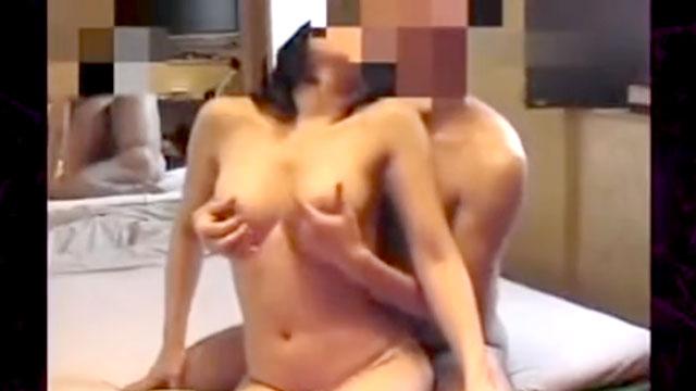 【個人撮影】不倫ラブホテル現場!生々しさ溢れるセックス映像!
