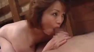 森文乃 六十路熟女の濃厚な性のテクニック、豊満で熟れた体をご堪能