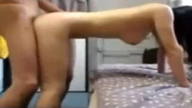 【個人撮影】「膣内に射精してぇぇっ!」子作りセックス3連発!
