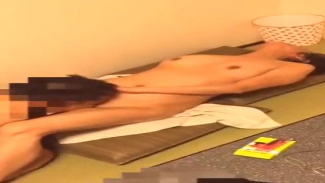 【個人撮影】「イクッ❤」五十路熟女がクンニでアクメする瞬間!