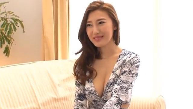 【森川アンナ】元モデルスタイル抜群若妻の不倫セックスがエロ過ぎるww