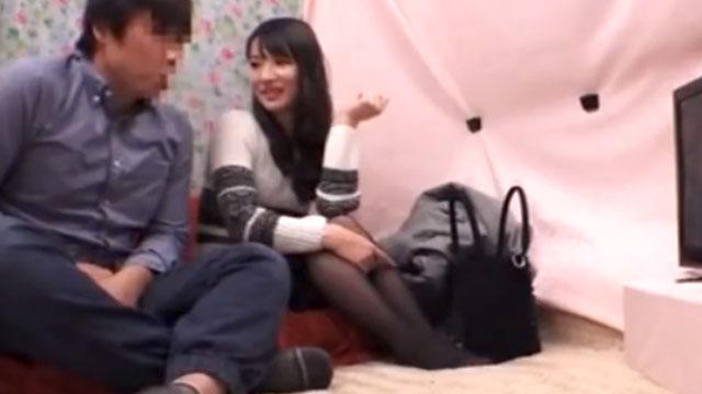 【モニタリング】童貞が人妻とエロ動画を一緒に見た結果wwww