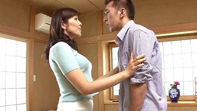ヤリマン疑惑の奥さん、童貞が確認した結果ドスケベだった事が判明w 葵紫穂