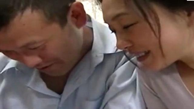 五十路熟女、娘の旦那の肉棒を略奪して近親セックス 大沢萌